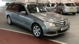 MERCEDES-BENZ C CLASS C220 CDI BlueEFFICIENCY SE 5dr
