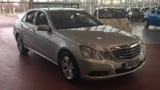 MERCEDES-BENZ E CLASS E220 CDI BlueEFFICIENCY SE 4dr Tip Auto