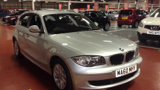 BMW 1 SERIES 116i [2.0] ES 5dr