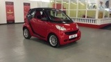 SMART FORTWO CABRIO Passion mhd 2dr Softouch Auto [2010]