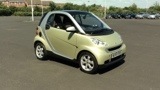 SMART FORTWO COUPE Passion mhd 2dr Auto