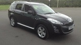 PEUGEOT 4007 2.2 HDi GT 5dr