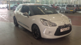 CITROEN DS3 1.6 HDi White 3dr