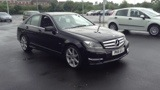 MERCEDES-BENZ C CLASS C220 CDI BlueEFFICIENCY Sport 4dr