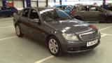 MERCEDES-BENZ C CLASS C200 CDI BlueEFFICIENCY SE 4dr