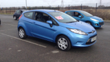 FORD FIESTA 1.4 TDCi [70] Style 3dr