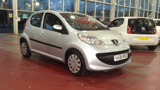 PEUGEOT 107 1.0 Urban Move 5dr