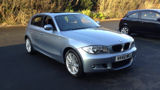 BMW 1 SERIES 120d M Sport 5dr Step Auto