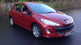 PEUGEOT 308 1.6 HDi 110 Sport 5dr