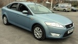 FORD MONDEO 2.0 TDCi 115 ECOnetic 5dr