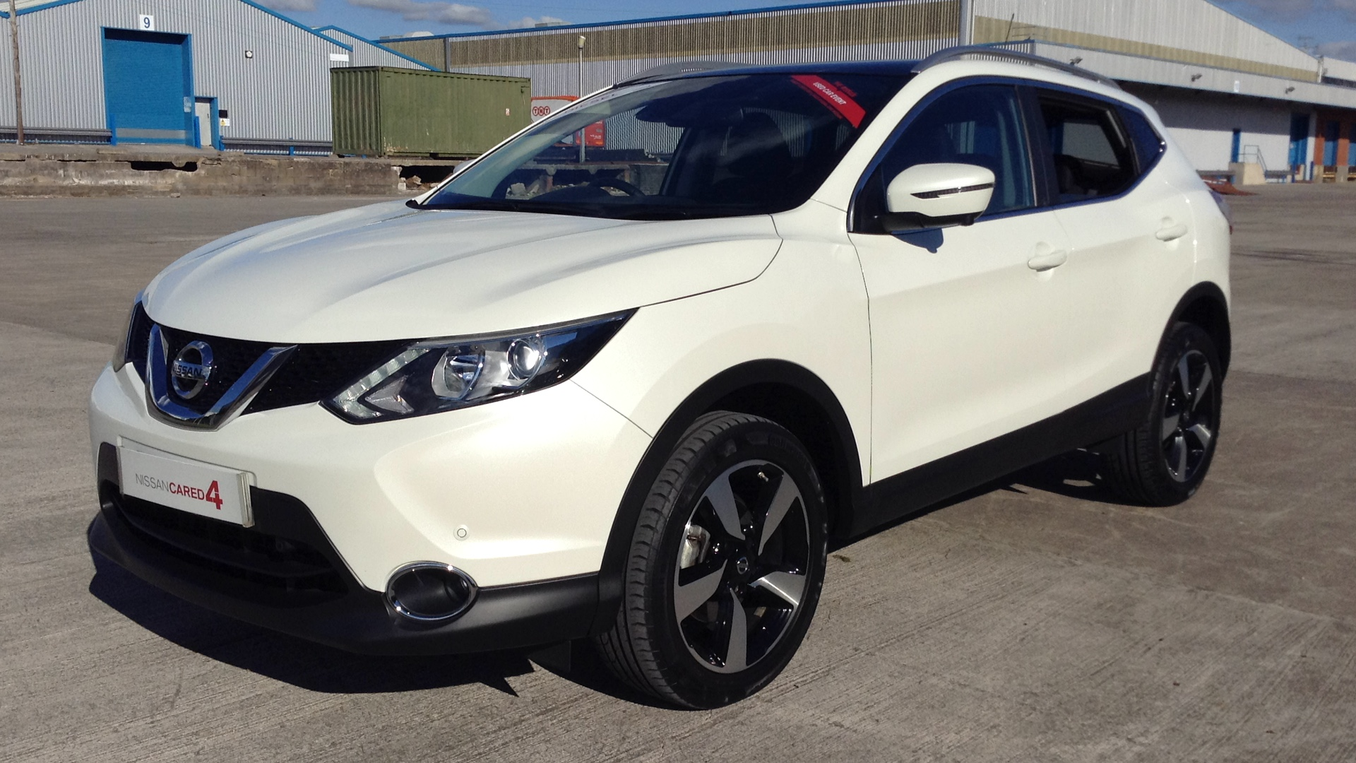 Nissan qashqai white bassetts nissan used cars nissan - Punch home design architectural series 18 ...