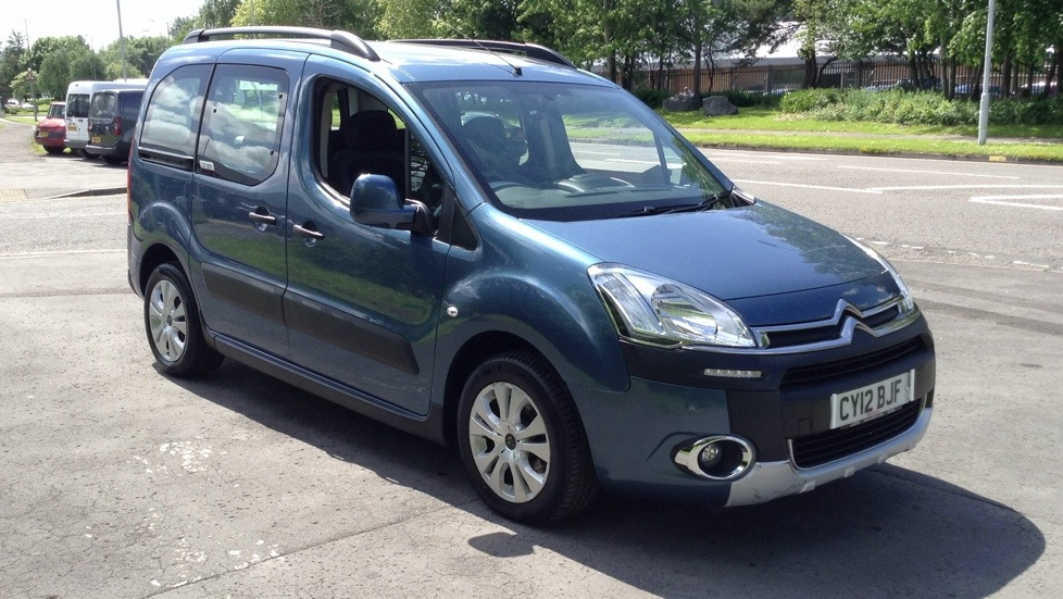 used citroen berlingo multispace 1 6 hdi 90 xtr 5dr diesel estate for sexy girl and car photos. Black Bedroom Furniture Sets. Home Design Ideas