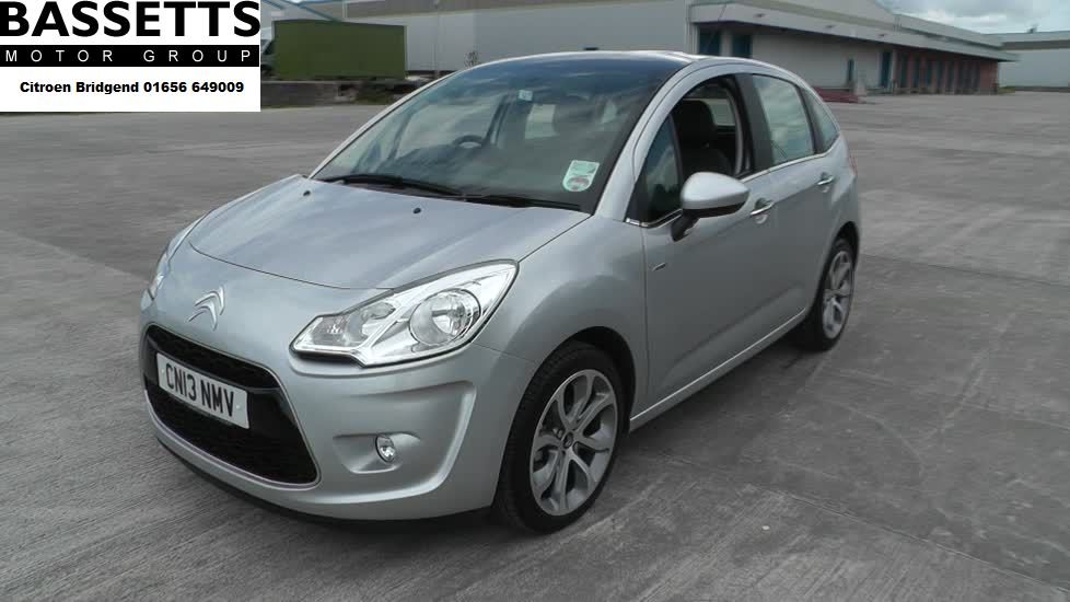 CITROEN C3 1.6 e-HDi Airdream Exclusive 5dr