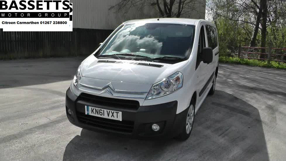 CITROEN DISPATCH COMBI 2.0 HDi L2 SX 5dr 9 Seat