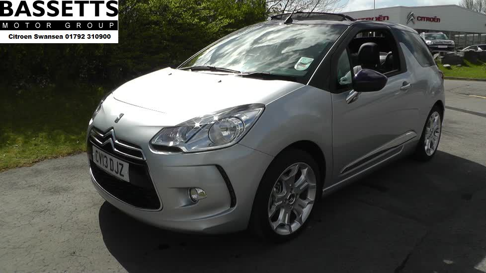 CITROEN DS3 1.6 THP DSport 2dr
