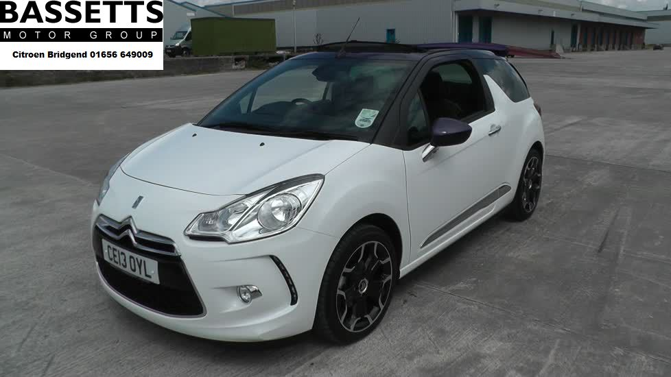 CITROEN DS3 1.6 VTi DStyle Plus 2dr