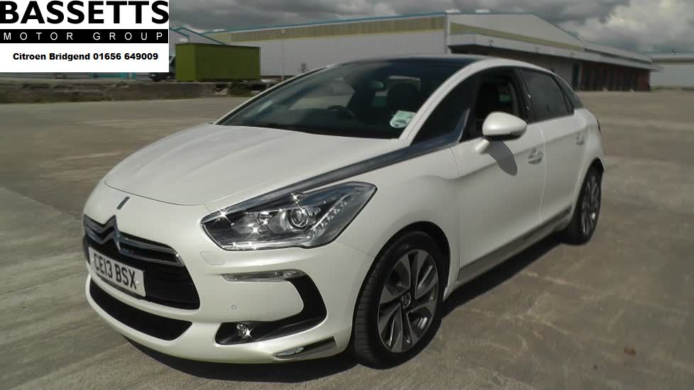 CITROEN DS5 2.0 HDi DSport 5dr Auto