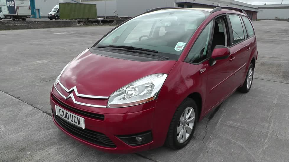 CITROEN C4 GRAND PICASSO 1.6HDi 16V VTR Plus 5dr