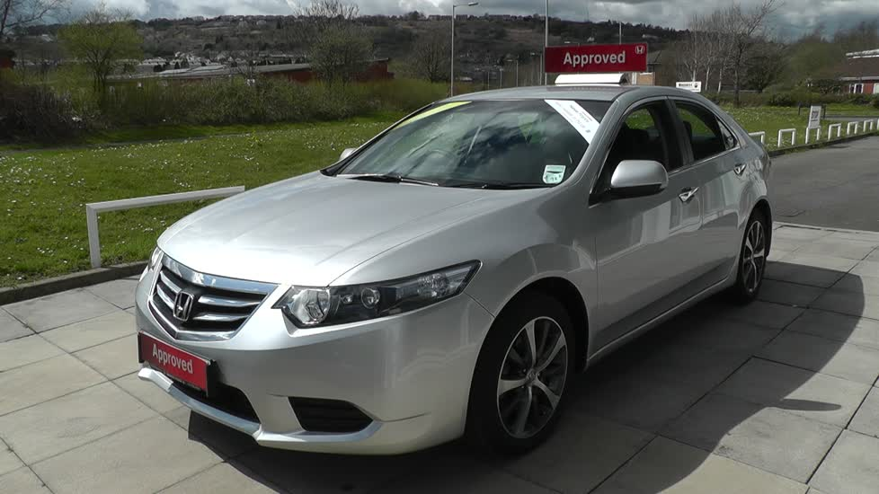 HONDA ACCORD 2.2 i-DTEC ES 4dr