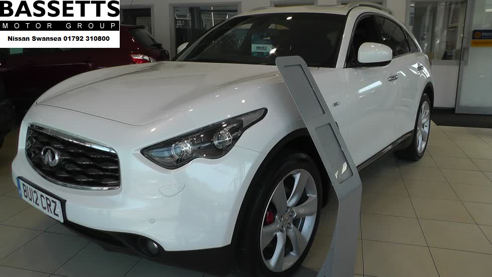 INFINITI FX 3.0d S Premium 5dr Auto