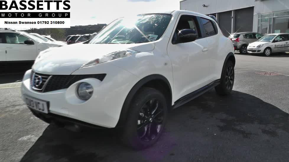 NISSAN JUKE 1.5 dCi Acenta 5dr Premium Pack
