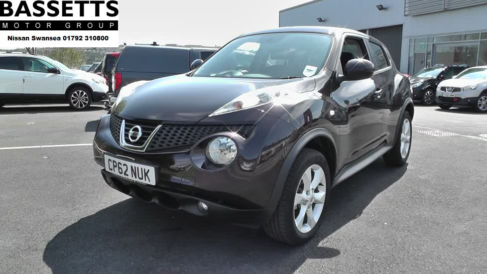 NISSAN JUKE 1.6 Acenta 5dr