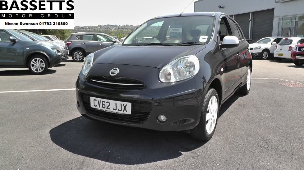 NISSAN MICRA 1.2 Acenta 5dr