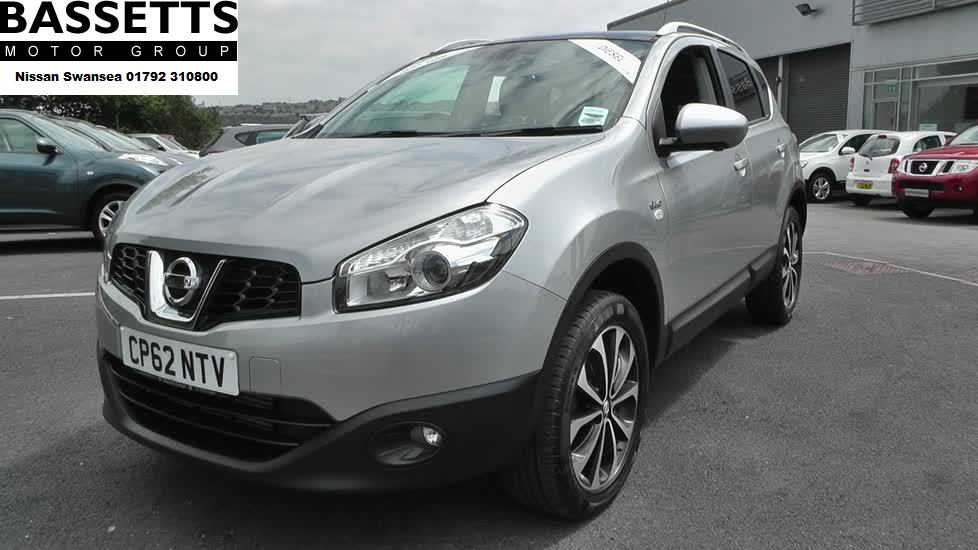 NISSAN QASHQAI 1.5 dCi 110 N-Tec+ 5dr