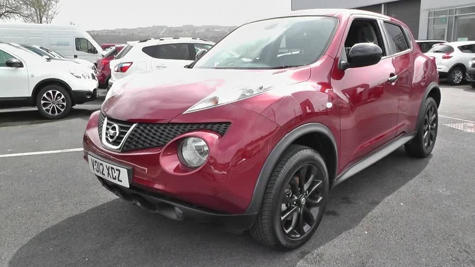NISSAN JUKE 1.6 Kuro 5dr
