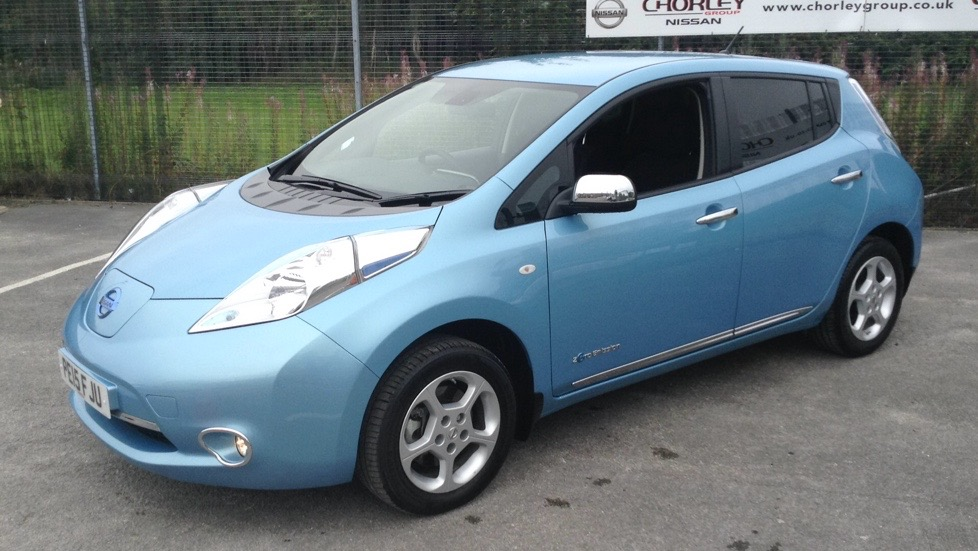 used nissan leaf acenta 133871008 chorley burnley. Black Bedroom Furniture Sets. Home Design Ideas
