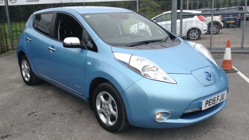 used nissan leaf acenta 500 finance deposit contribution 144711008 chorley burnley chorley. Black Bedroom Furniture Sets. Home Design Ideas