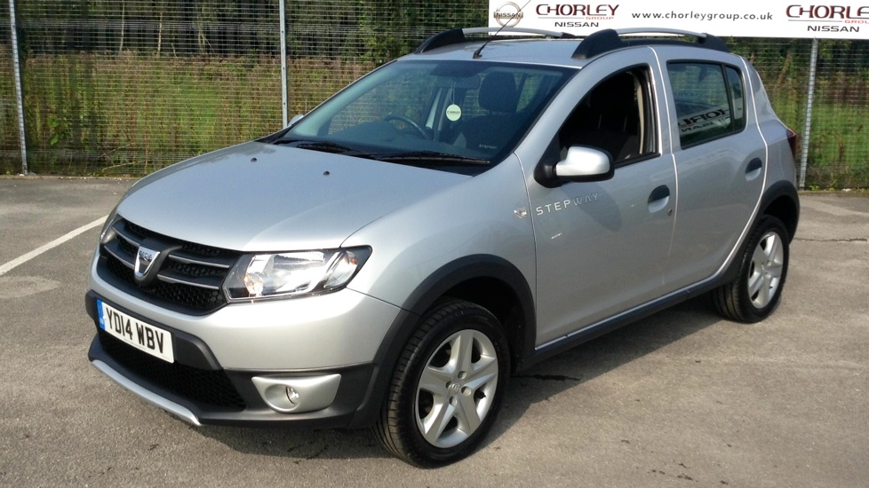 used dacia sandero stepway laureate used car sale27th dec 22nd jan 177921008 chorley burnley. Black Bedroom Furniture Sets. Home Design Ideas