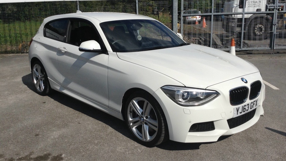 used bmw 1 series 125d m sport end of year clearance 500. Black Bedroom Furniture Sets. Home Design Ideas