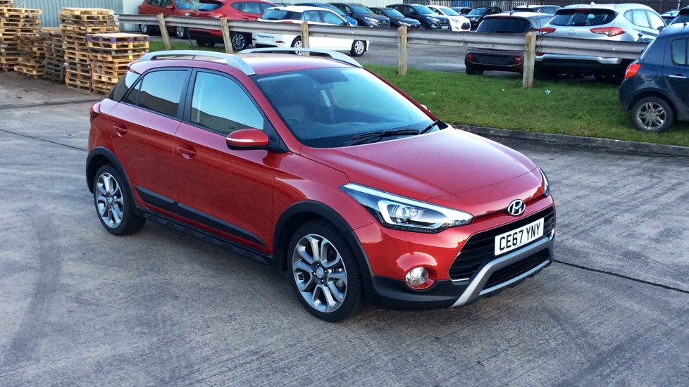 used 2017 hyundai i20 5dr hat 1.0 t-gdi 100ps active £10,690 5,193