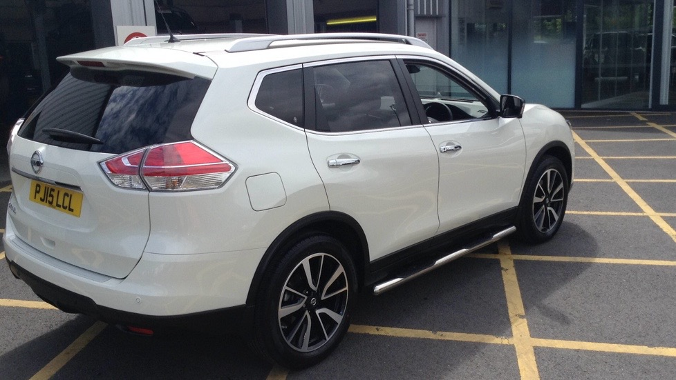 used nissan x trail tekna 7seat 129841010 chorley preston chorley nissan. Black Bedroom Furniture Sets. Home Design Ideas