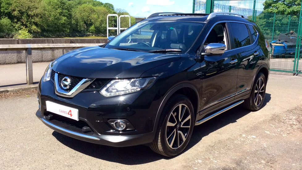 used nissan x trail tekna dci 4wd panoramic sunroof. Black Bedroom Furniture Sets. Home Design Ideas