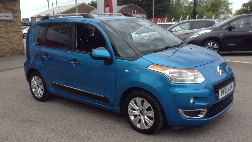 used citroen c3 picasso 1 6hdi exclusive 127631011 chorley. Black Bedroom Furniture Sets. Home Design Ideas