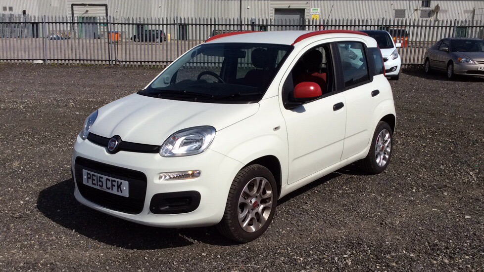 used fiat panda 1 2 easy 118741030 chorley blackpool fiat chorley nissan. Black Bedroom Furniture Sets. Home Design Ideas