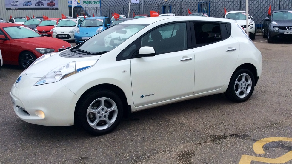 used nissan leaf acenta 30kw 148871007 chorley blackpool. Black Bedroom Furniture Sets. Home Design Ideas