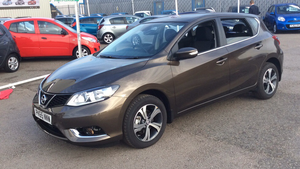 used nissan pulsar 1 2 dig t acenta automatic 141811007 chorley blackpool nissan chorley nissan. Black Bedroom Furniture Sets. Home Design Ideas