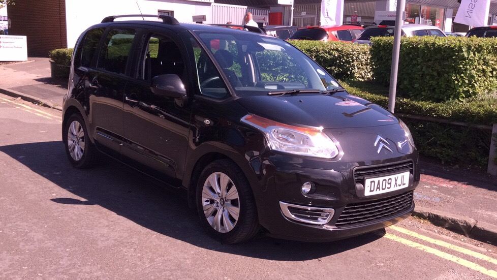 Citroen C3 Picasso 1.6 HDi 16V Exclusive 5dr Diesel Estate (2009) image
