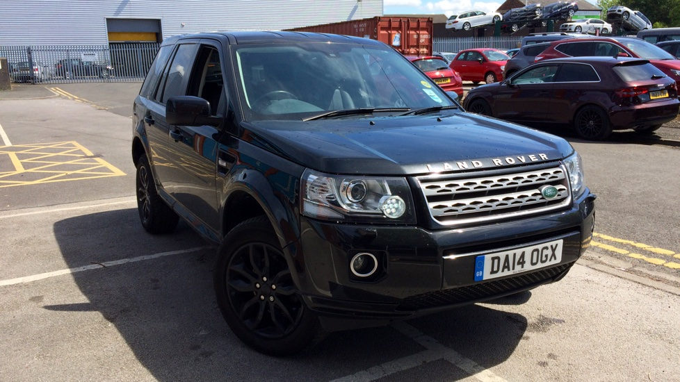 Land Rover Freelander 2.2 TD4 GS 5dr Diesel Estate (2014) image