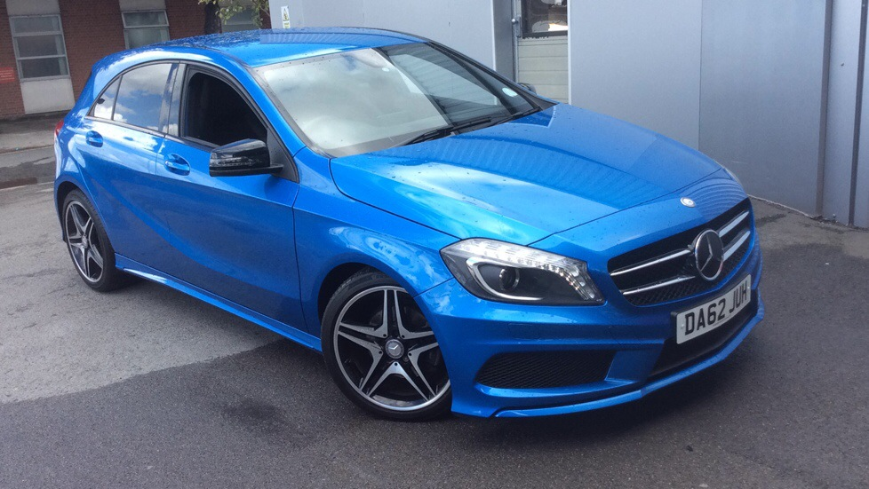 Mercedes-Benz A-Class A200 CDI BlueEFFICIENCY AMG Sport 5dr 1.8 Diesel Hatchback (2012) image