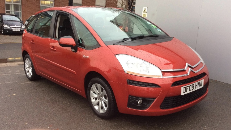 Citroen C4 Picasso 1.6HDi 16V VTR Plus 5dr EGS [5 Seat] Diesel Automatic Estate (2009) image