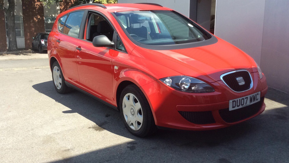 Seat Altea 1.6 Reference 5dr Estate (2007) image