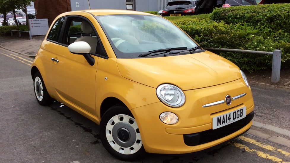 Fiat 500 1.2 Colour Therapy 3dr Hatchback (2014  ) image