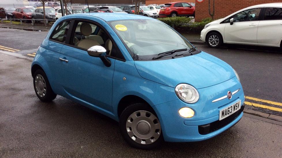 Fiat 500 1.2 Pop 3dr [Start Stop] Hatchback (2013) image