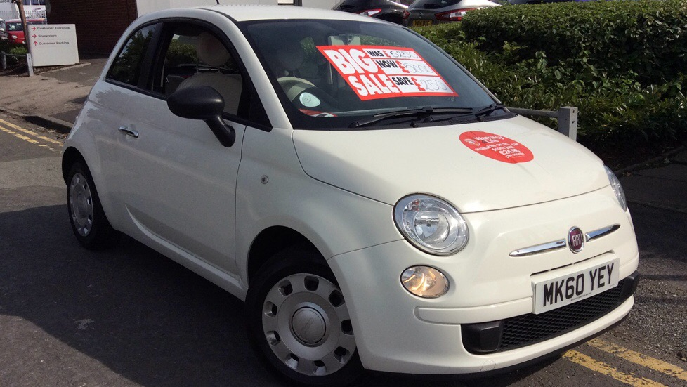 Fiat 500 1.2 Pop 3dr [Start Stop] Hatchback (2010) image