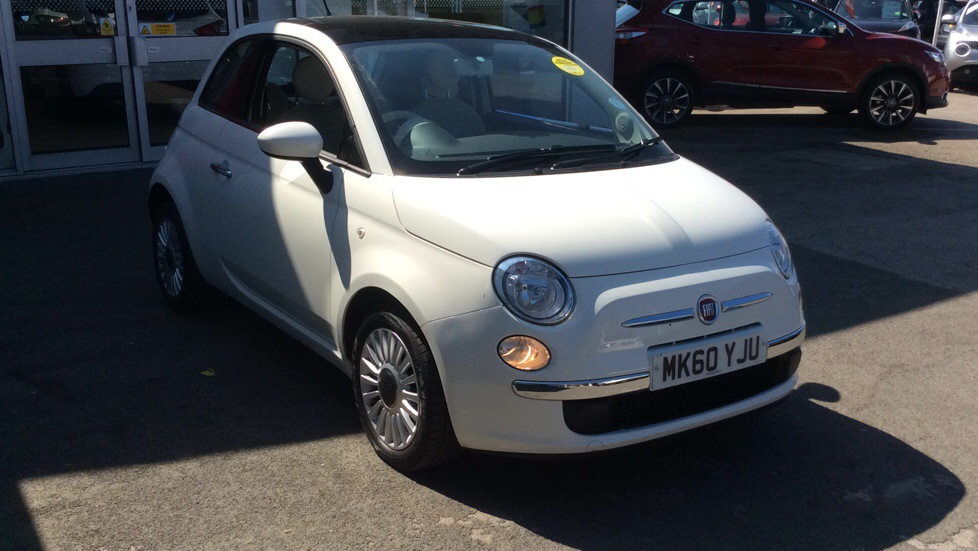 Fiat 500 1.2 Lounge 3dr [Start Stop] Hatchback (2010) image