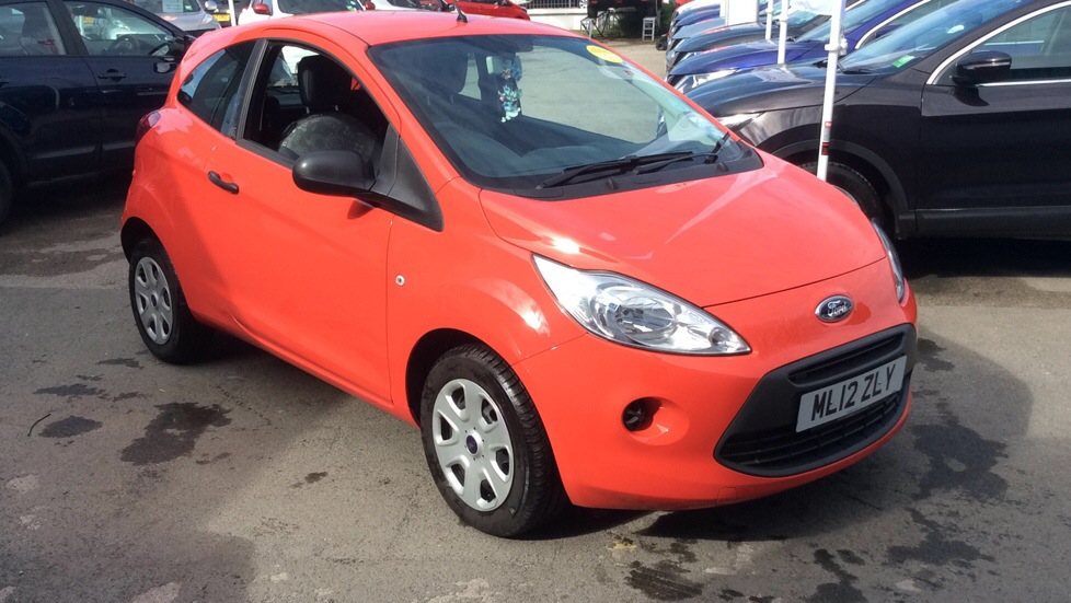 Ford Ka 1.2 Studio 3dr [Start Stop] Hatchback (2012) image